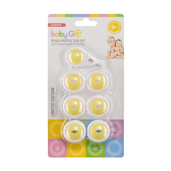 Заглушки для розеток BabyGo Детский мир 99.000