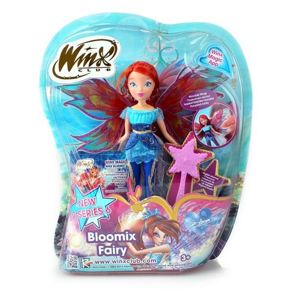 Кукла WINX CLUB Блумикс Блум Winx Детский мир 1199.000