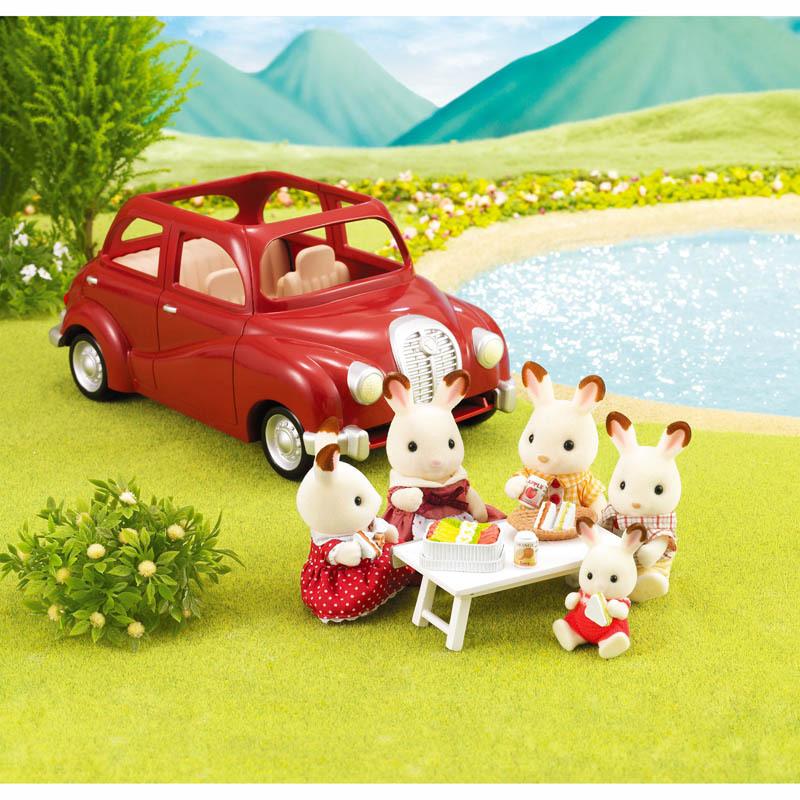Семейный автомобиль Sylvanian Families Детский мир