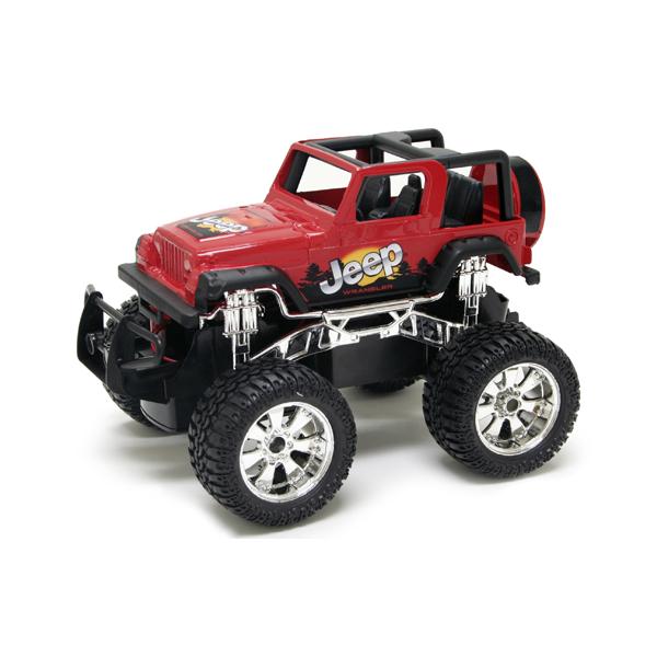 Машинка на р/у Jeep Wrangler 1:24