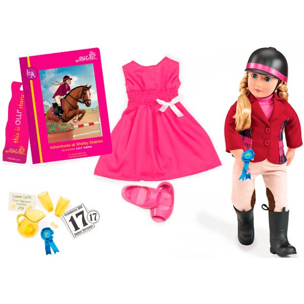 Кукла Делюкс Battat Детский мир 2799.000