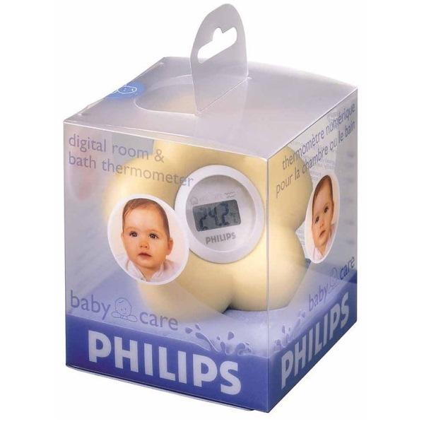 Цифровой термометр Philips AVENT Детский мир 1769.000