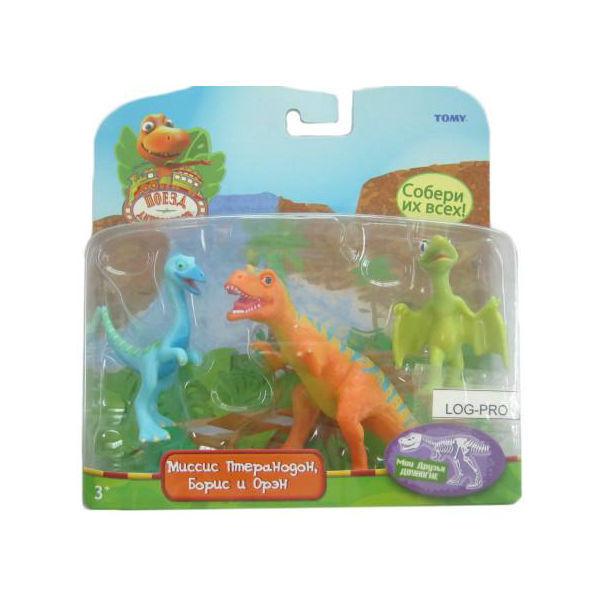 Набор фигурок Поезд динозавров Детский мир 599.000
