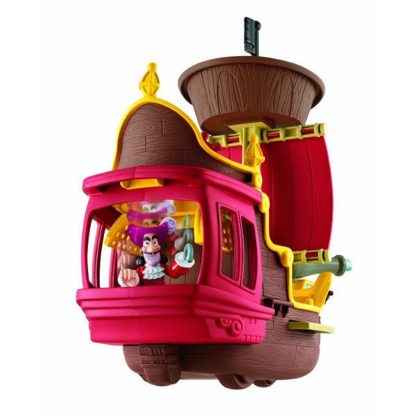 Корабль Веселого Роджера Fisher Price Детский мир 2099.000