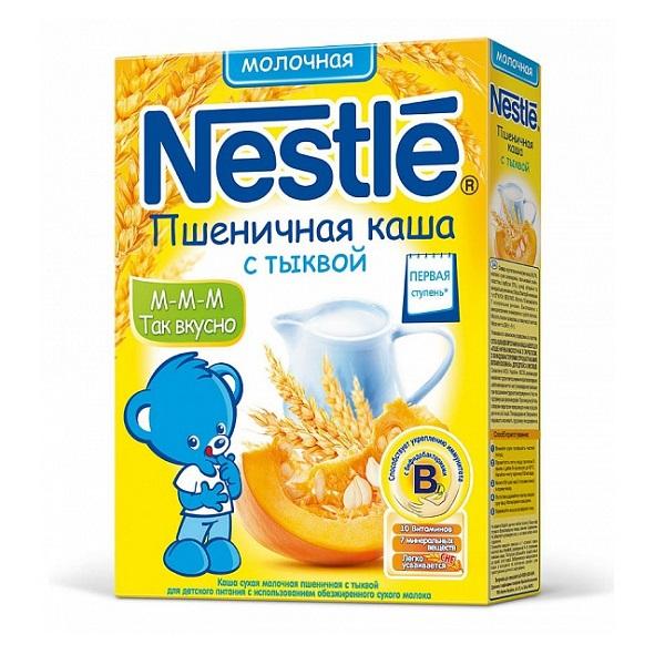 Каша Nestle Детский мир 100.000