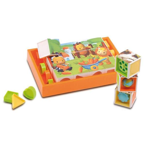 Набор кубиков Smoby Детский мир 910.000