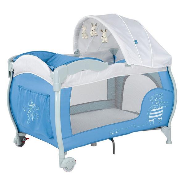 Манеж-кровать Happy Baby Детский мир 5990.000