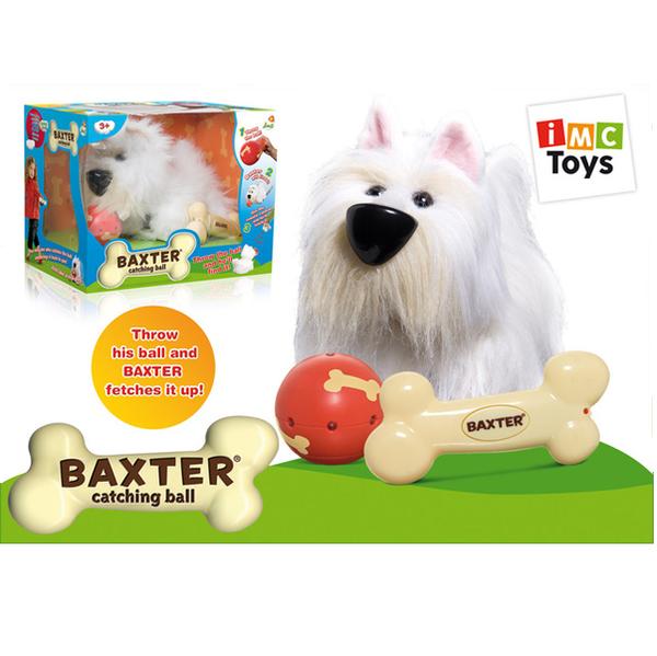 Собака Baxter IMC Toys Детский мир 2799.000