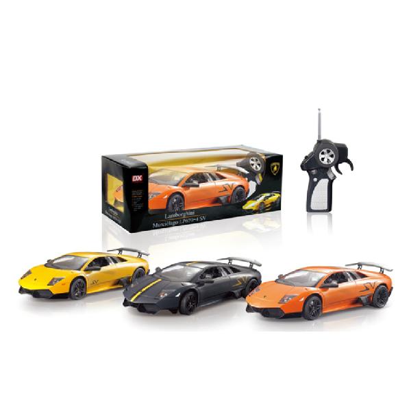 Машина  р/у Lamborghini Murcielago на 1:18 (в асс.)