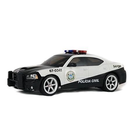 Машинка р/у F5 Doge Charger Police 1:16