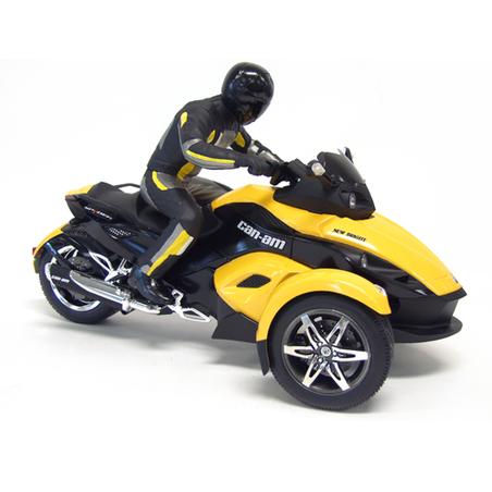 Мотоцикл р/у Can-Am Spyder 1:10