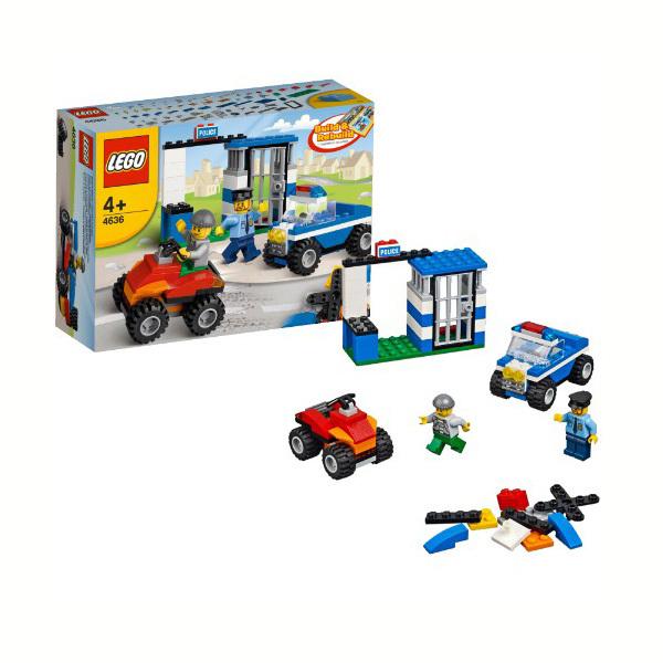 Инструкция Лего 4636