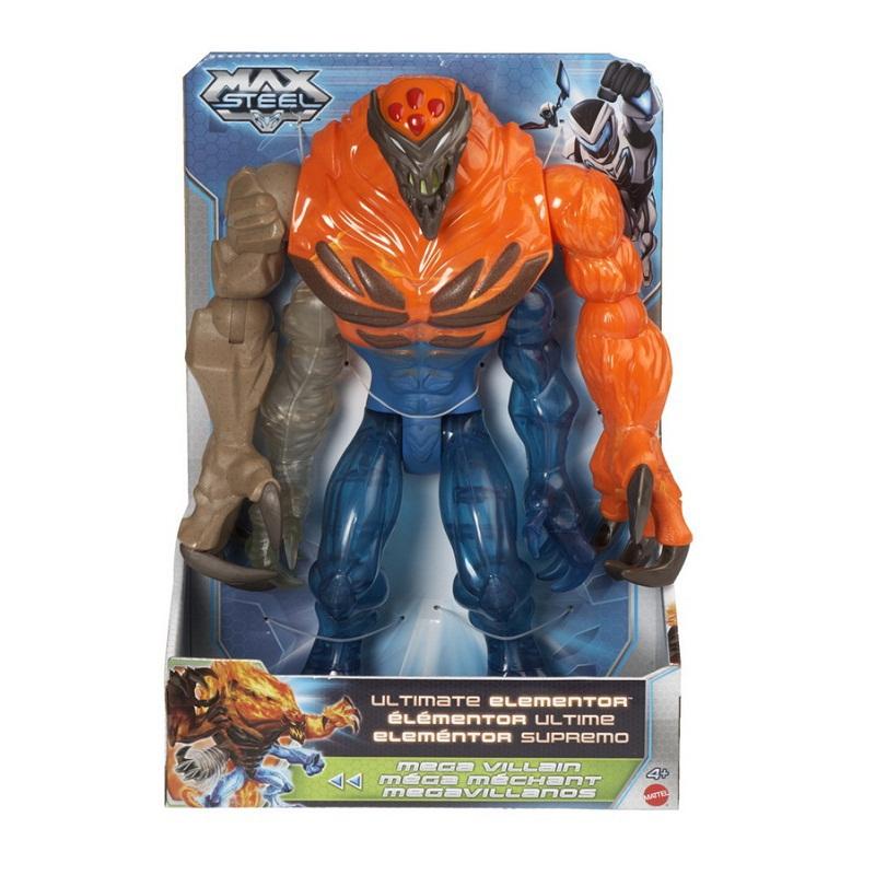 Большие фигурки монстров-злодеев Max Steel Детский мир 1399.000