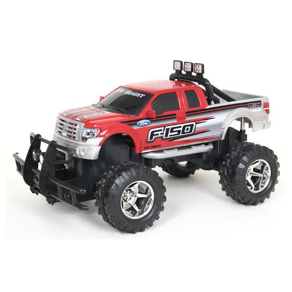 Машина p/у Внедорожник 1:15 Ford F-250
