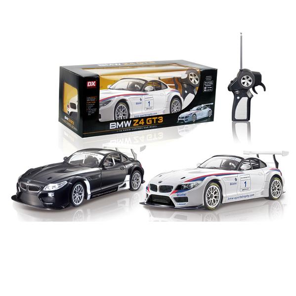 Машина р/у BMW Z4 1:18 (в асс.)
