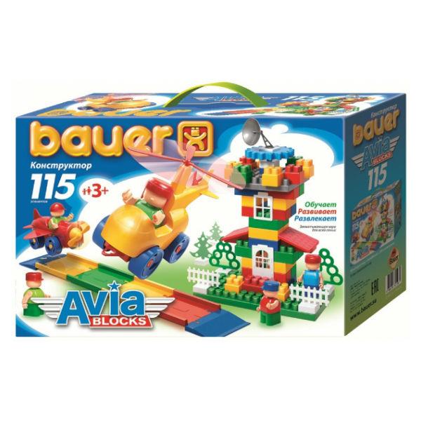 Конструктор Bauer Детский мир 559.000