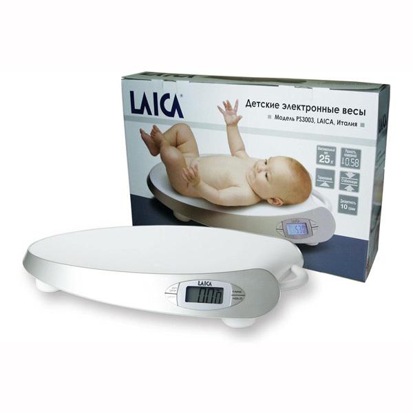 Весы Laica Детский мир 2600.000