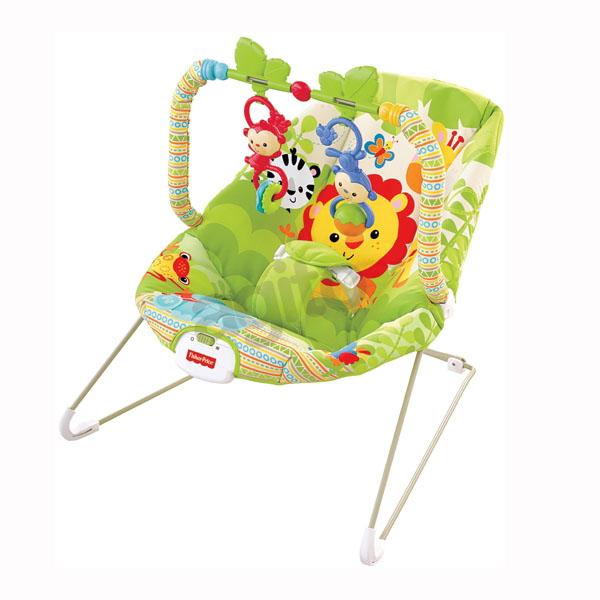Кресло-кокон Fisher Price