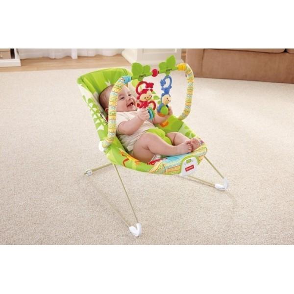 Кресло-кокон Fisher Price Детский мир 2990.000