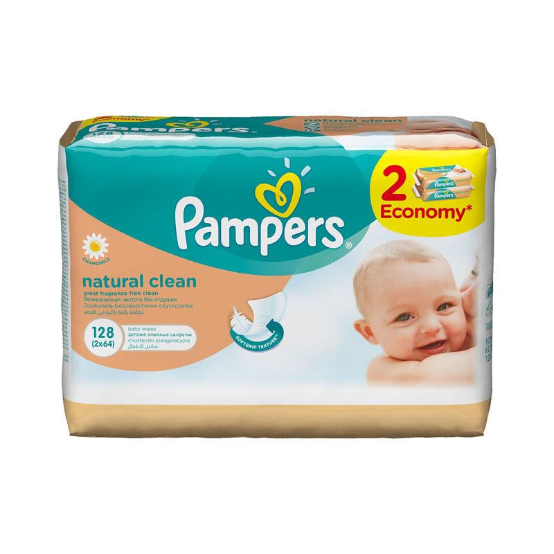 Детские влажные салфетки Pampers Детский мир 165.000