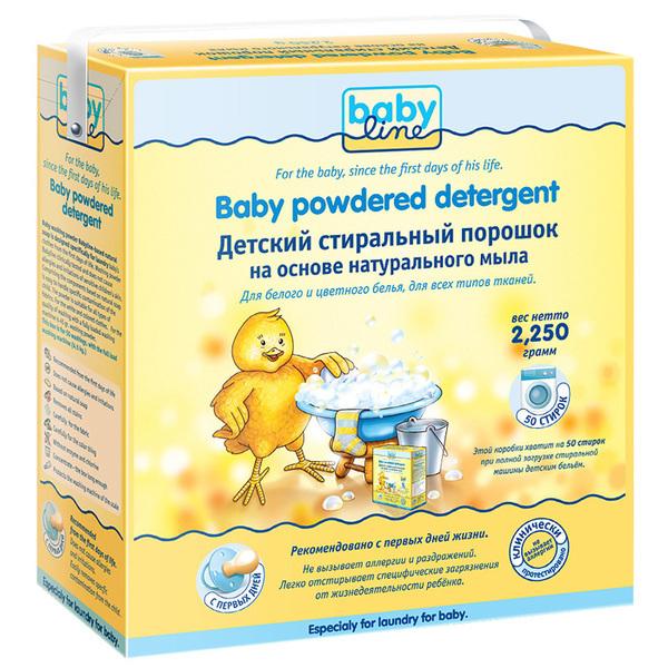 Детский стиральный порошок Babyline Детский мир 545.000