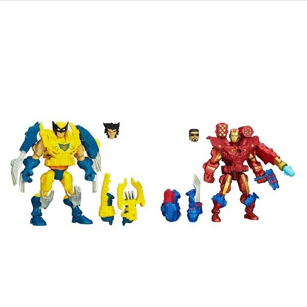 Электронные разборные фигурки Marvel Детский мир 1299.000