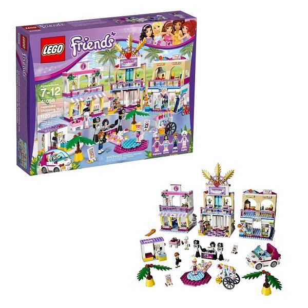 Конструктор LEGO Детский мир 4639.000
