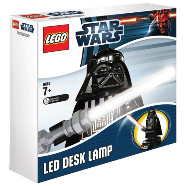 Настольная лампа Лего Аксессуары Детский мир 2179.000