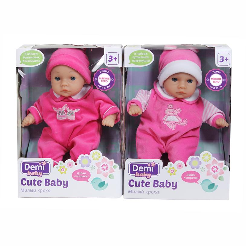 Пупс Demi Baby Детский мир 799.000