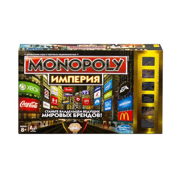 Монополия Hasbro Games Детский мир 1190.000