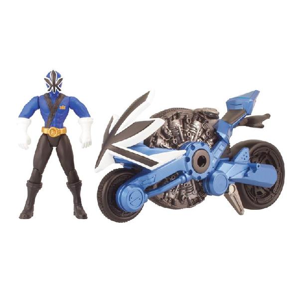 Мотоцикл с Могучим рейнджером Bandai Детский мир 799.000