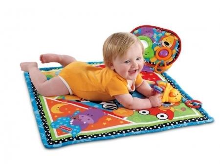 Развивающий коврик Fisher Price Детский мир 1999.000