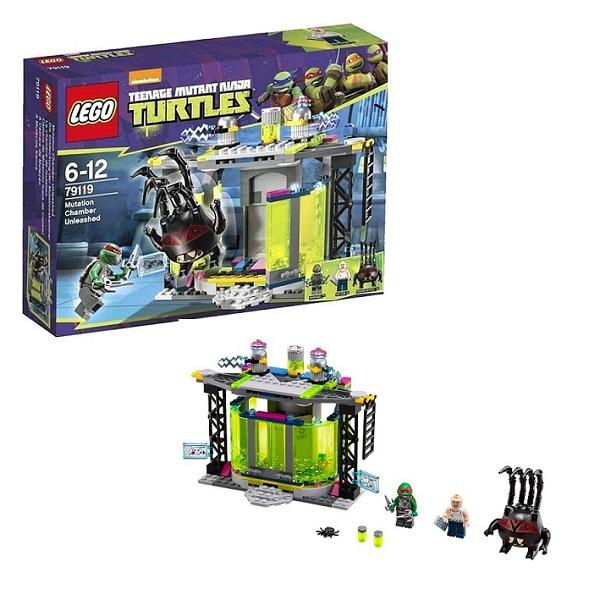 Конструктор LEGO Детский мир 1299.000