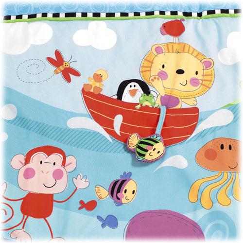 Большой игровой коврик Fisher Price Детский мир 2299.000