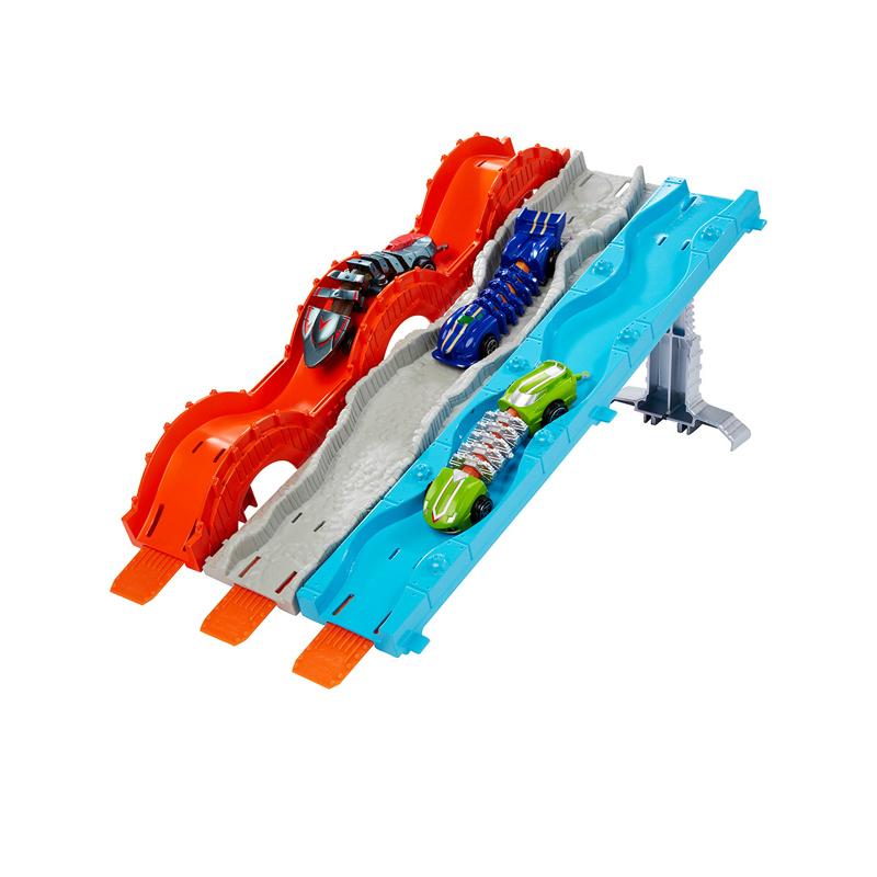 Набор для машинок-мутантов Hot Wheels Детский мир 899.000