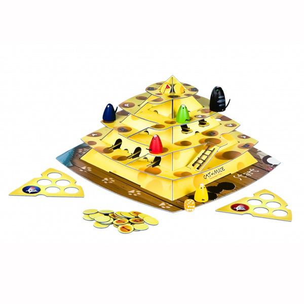 Настольная игра Step Puzzle Детский мир 719.000