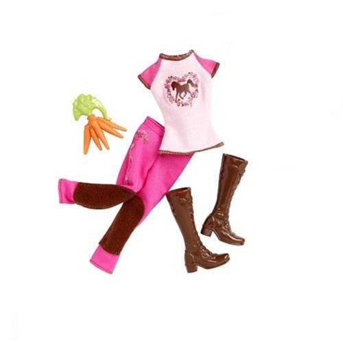 Набор одежды Barbie Детский мир 339.000