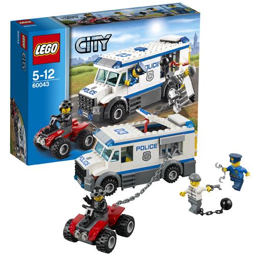 Конструктор LEGO City 60043