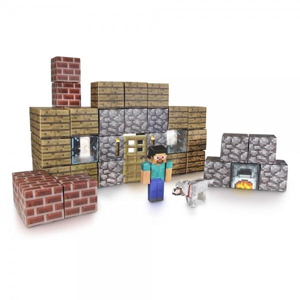 Конструктор из бумаги Minecraft Детский мир 1099.000