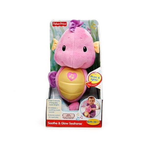 Музыкальная игрушка-ночник Fisher Price Детский мир 1199.000