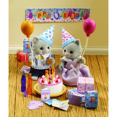 День рождения Sylvanian Families Детский мир 829.000