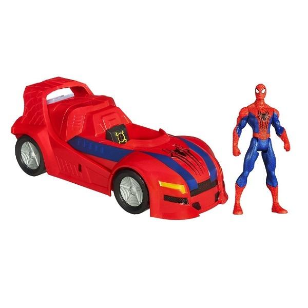 Автомобиль Человека-Паука Hasbro Детский мир 1099.000