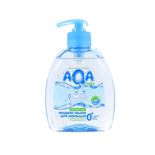 Жидкое мыло AQA baby Детский мир 75.000