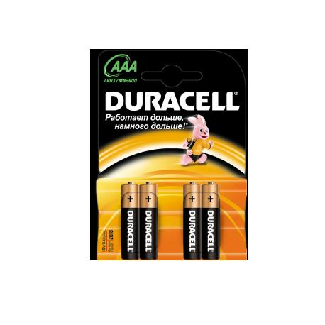 Батарейки Duracell Детский мир 119.000