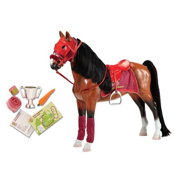 Лошадь 50см Battat Детский мир 2999.000