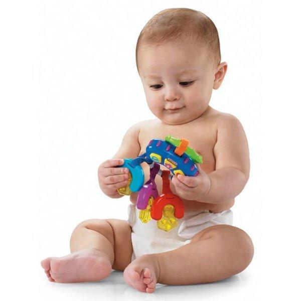 Прорезыватель-погремушка Mattel Детский мир 439.000