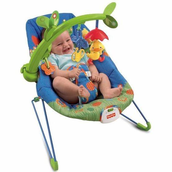 Кресло-кокон Fisher Price Детский мир 2490.000
