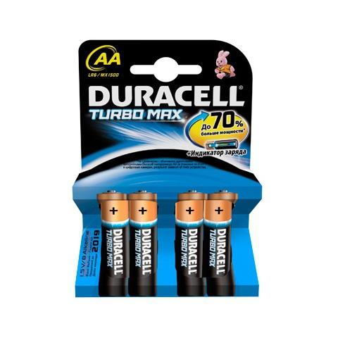 Батарейки Duracell Детский мир 159.000