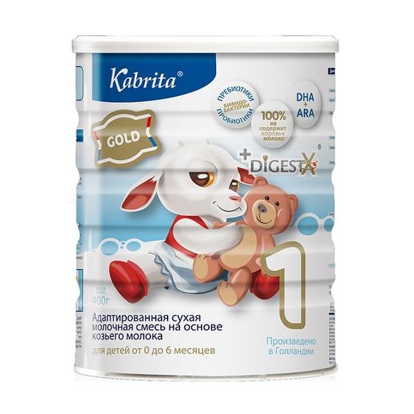 Молочная смесь Kabrita Детский мир 670.000