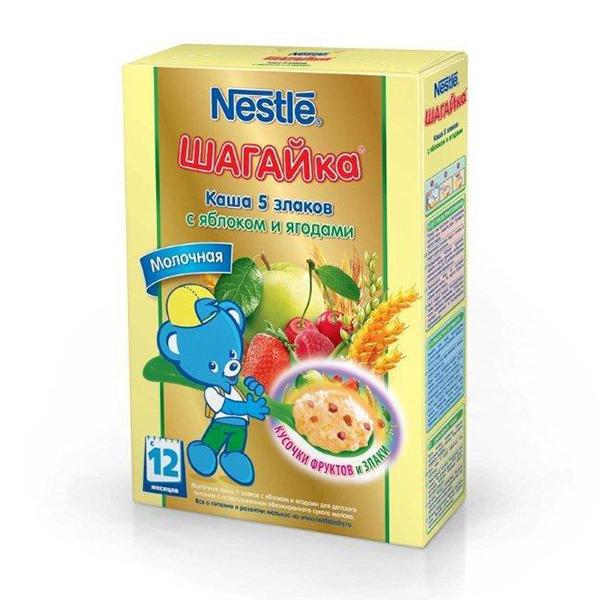 Каша Nestle Детский мир 138.000